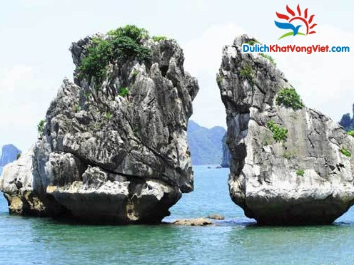 Du lịch tuần trăng mật lãng mạn tại Hạ Long
