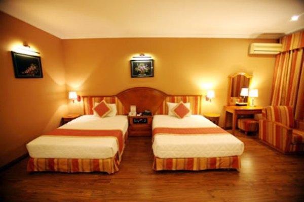 Phòng nghỉ khách sạn Sài Gòn Hạ Long