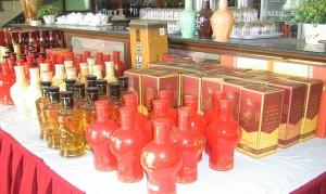 Rượu mơ Yên Tử