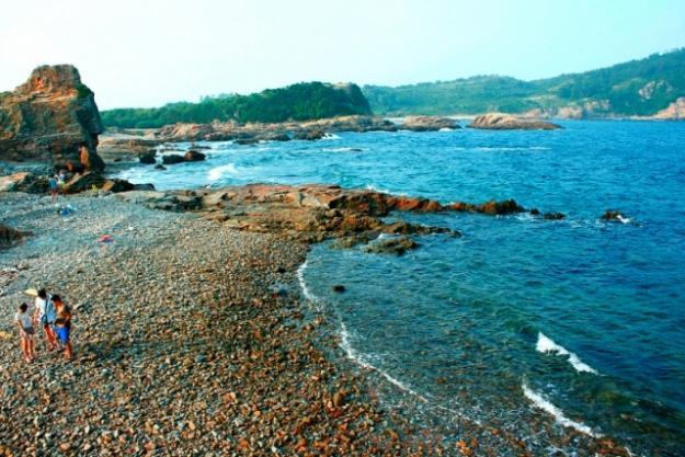 Vẻ đẹp kì diệu của đảo Cô Tô