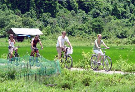 Du lịch cộng đồng- nhìn từ huyện đảo Cô Tô