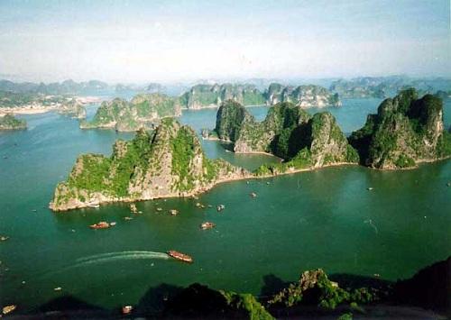 Tên gọi Vịnh Hạ Long bắt nguồn từ đâu