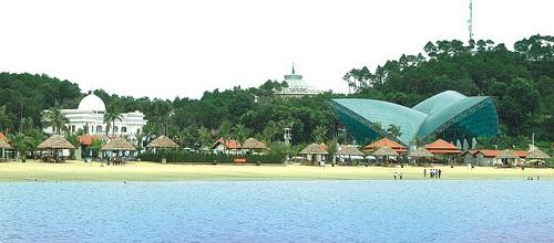Đảo Tuần Châu- Hạ Long