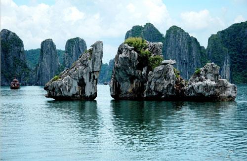 Cảnh sắc Vịnh Hạ Long
