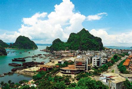 Quần thể di tích Núi Bài Thơ - Bạch Đằng - Hạ Long - Quảng Ninh
