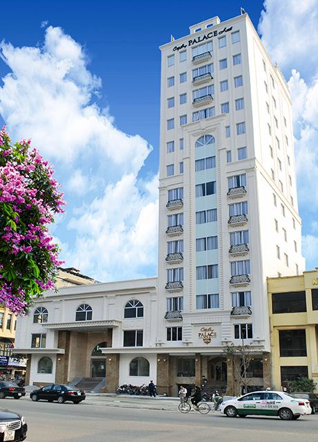 Khách sạn City bay Palace cao 14 tầng
