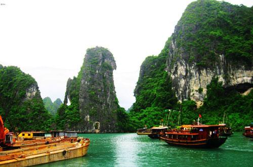 Vẻ đẹp của du lịch vịnh Hạ Long
