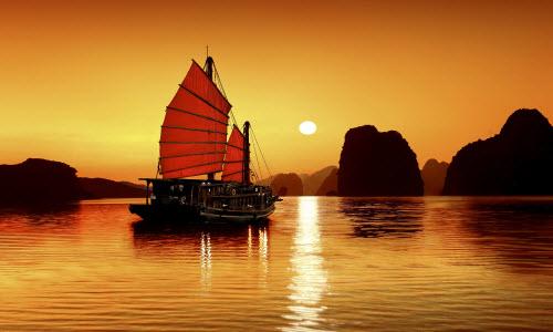 Du lịch Hạ Long tận hưởng cảnh sắc thiên nhiên đẹp tuyệt mỹ