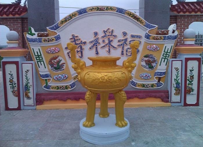 Đình làng Thuận Bài ở Quảng Bình