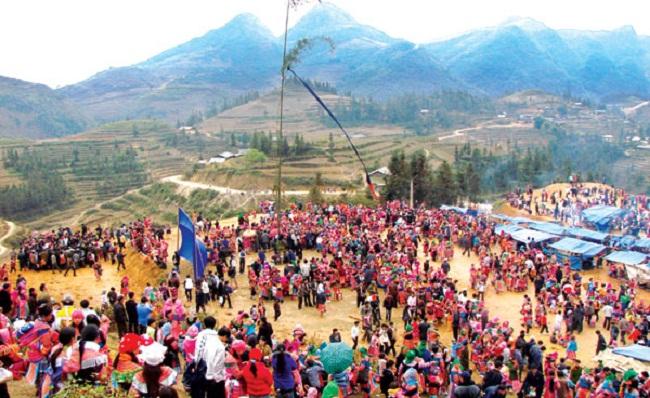Lễ hội đặc sắc của người dân nơi núi rừng Tây Bắc